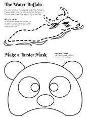 Childrens Colouring Sheet