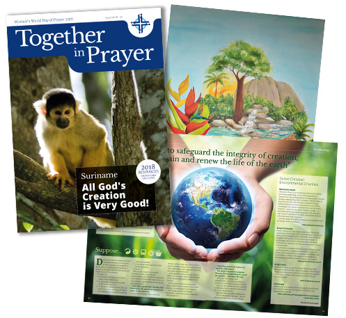 Together in Prayer 2018 - £3