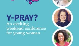 Y-Pray Weekend Conference - Booking Form