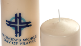 Candles - small £2.00 each, large £4.00 each