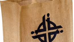 WWDP Logo Hessian Bag - £5.00 each