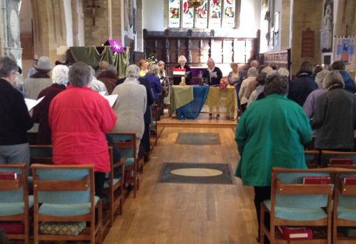 Unknown-1 Somerton, Somerset, ancient capital of Wessex, St Peter's Life-Line was represented at the Prayer celebration held there. 'United in Prayer - Umoja kwa Maombi'