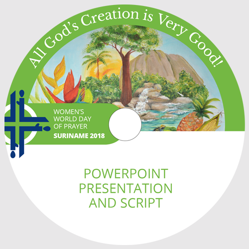 CD Rom Presentation 2018