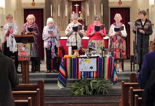 Beaconsfield WWDay fo Prayer