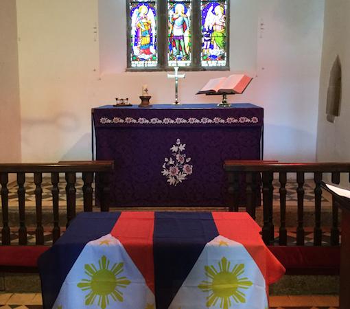 St Michael's Church, St Minder, Cornwall