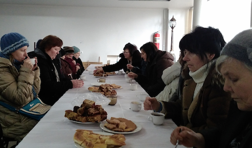 One Heart Ministries Moldova Womens Club