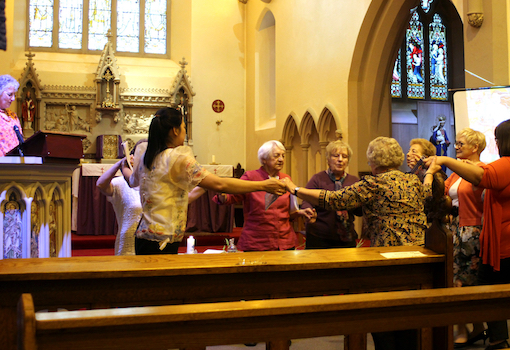 St Ambrose's Church Kidderminster Women'sPrayer2