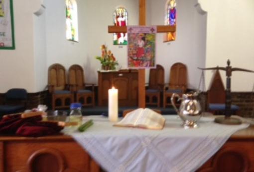 Unterberg Congregational Church WWDP South Africa Unknown