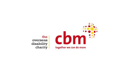 Christian Blind Mission  (CBM UK)