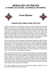 2022 Press Release